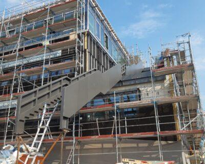 Constructies voor onderzoeks- en ontwikkelingsfaciliteit
